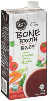 Sam's Choice™ Beef Bone Broth 32 oz. Aseptic Carton