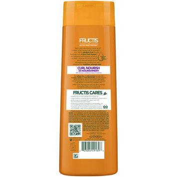 Garnier® Fructis® Curl Nourish Shampoo 12.5 fl. oz. Bottle