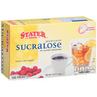 Stater Bros.® Sucralose Granulated Sweetener 3.52 oz. Box