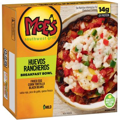 Moe's Southwest Grill® Huevos Rancheros Mild Breakfast Bowl 8 oz. Box