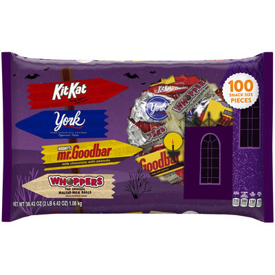 Hershey's Snack Size Assorted Candy 38.42 oz. Bag