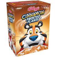 Kellogg's® Cinnamon Frosted Flakes™ Cereal 55 oz. Box