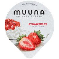 Muuna® 2% Milkfat Strawberry Cottage Cheese 5.3 oz. Cup