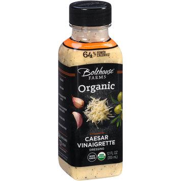 Bolthouse Farms® Organic Caesar Vinaigrette Dressing 12 oz. Bottle