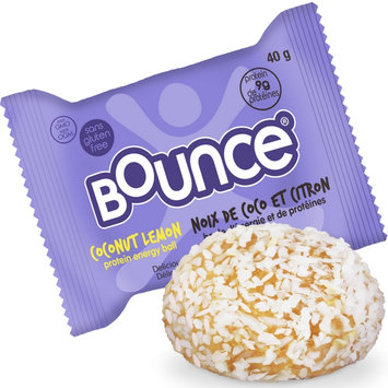 Bounce Coconut Lemon Protein Energy Ball
