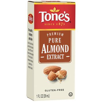 Tone's® Premium Pure Almond Extract 1 fl. oz. Box