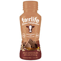 fa!rlife® Smart MilkShakes™ Milk Chocolate with Oats & Honey Milkshake 8 fl. oz. Bottle