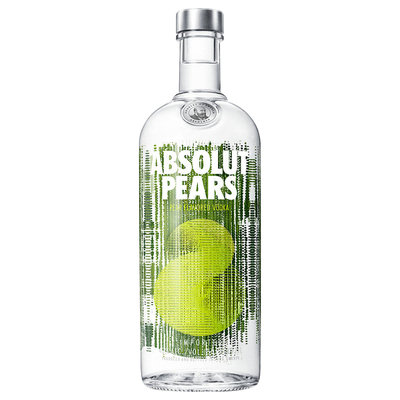 Absolut® Vodka Sweden Pears 1L Bottle