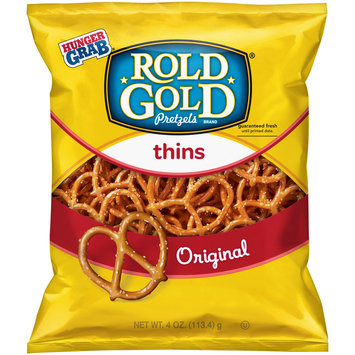 Rold Gold® Thins Original Pretzels 4 oz. Bag