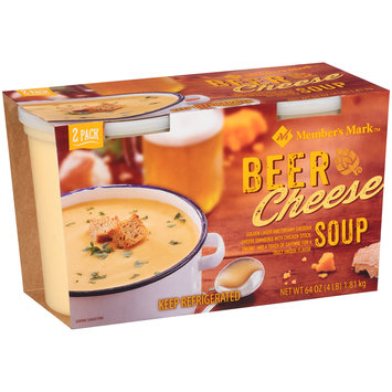 Member's Mark™ Beer Cheese Soup 64 oz. Pack