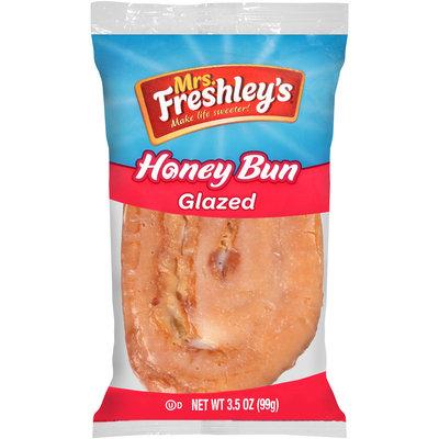 Mrs. Freshley's® Glazed Honey Bun 3.5 oz. Wrapper