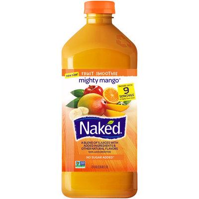Naked® Mighty Mango® 100% Juice Smoothie 72 fl. oz. Bottle