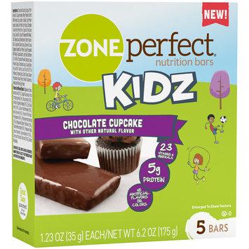 Zone Perfect® Kidz Chocolate Cupcake Nutrition Bars 5-1.23 oz. Bars