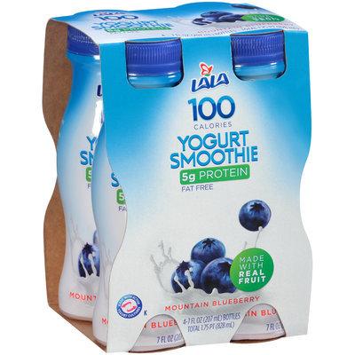 LALA® 100 Calorie Mountain Blueberry Yogurt Smoothie