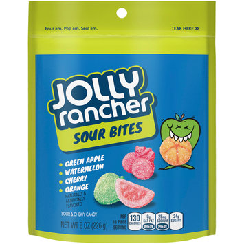Jolly Rancher Sour Bites Sour & Chewy Candy