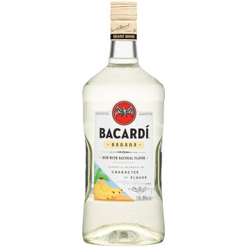 Bacardi® Banana Rum 1.75L