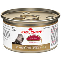 Royal Canin® Feline Breed Nutrition™ Adult Persian Loaf in Sauce Cat Food 3 oz. Can