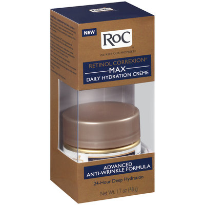 RoC® Retinol Correxion® Max Daily Hydration Creme 1.7 oz. Box