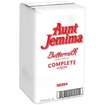 Aunt Jemima® Buttermilk Pancake & Waffle Mix 25 lbs. Pack