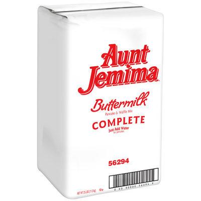 Aunt Jemima® Buttermilk Pancake & Waffle Mix 25 lbs. Pack