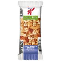 Special K® Kellogg's Nourish® Spicy Peanut Cashew Chewy Nut Bar