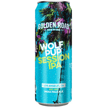 Golden Road® Brewing Wolf Pup® Session IPA 16 fl. oz. Can