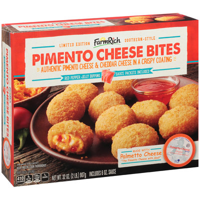 Farm Rich® Pimento Cheese Bites 32 oz. Box