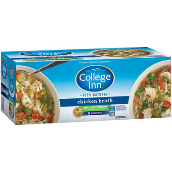 College Inn® Chicken Broth 8-14.5 oz. Cans