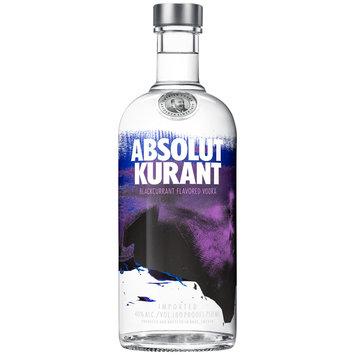 Absolut Vodka Sweden Kurant 750ml Bottle