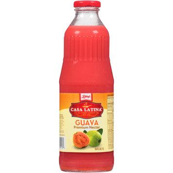Libby's® Casa Latina® Guava Premium Nectar 33.8 fl. oz. Bottle