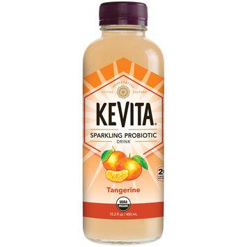 Kevita® Tangerine Sparkling Probiotic Drink 15.2 fl. oz. Bottle