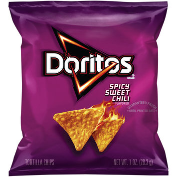 Doritos® Spicy Sweet Chili Tortilla Chips 1 oz. Bag