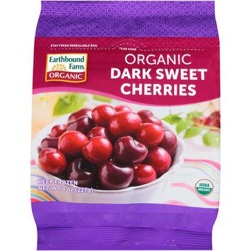 Earthbound Farm® Organic Dark Sweet Cherries 8 oz. Bag