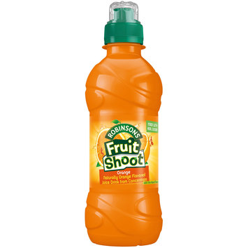 Robinsons Fruit Shoot™ Orange Juice Drink 10.1 fl. oz. Plastic Bottle
