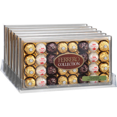 Ferrero Collection Fine Assorted Confections 12.7 oz. Tray