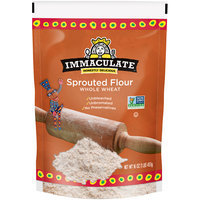 Immaculate™ Whole Wheat Sprouted Flour 16 oz. Pouch