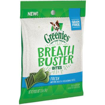 Greenies™ Breath Buster Bites Fresh Dog Treats 1.2 oz. Bag