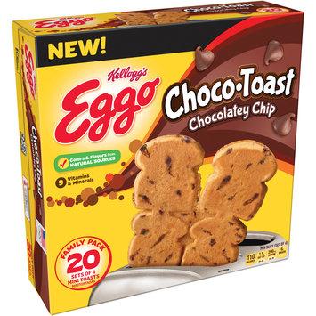 Kellogg's® Eggo® Choco-Toast Chocolatey Chip Mini Toasts 28.9 oz. Box