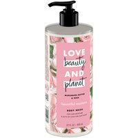 Love Beauty And  Planet Bountiful Moisture Murumuru Butter & Rose Body Wash