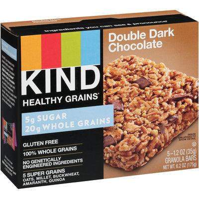KIND® Double Dark Chocolate Granola Bars