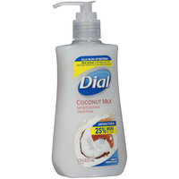 Dial® Coconut Milk Antibacterial Moisturizing Liquid Hand Soap
