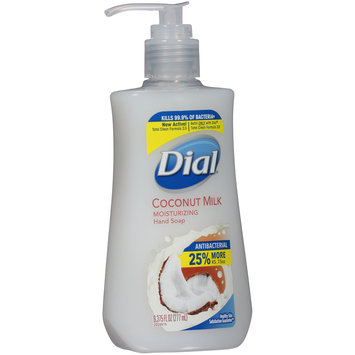 Dial 174 Coconut Milk Antibacterial Moisturizing Liquid Hand
