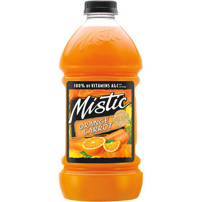 Mistic Orange Carrot, 64 Fl Oz Bottle