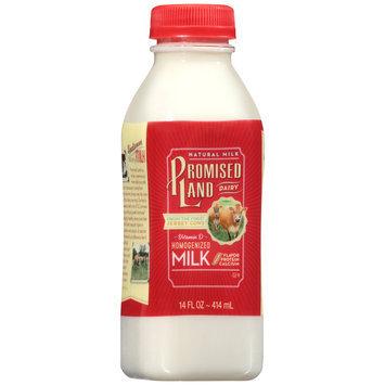 Promised Land Dairy® Vitamin D Homogenized Milk 14 fl. oz. Bottle