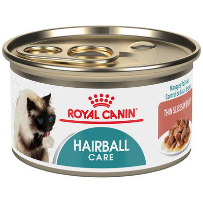 Royal Canin® Hairball Care Thin Slices in Gravy Wet Cat Food 3 oz. Can
