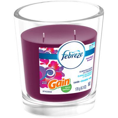 Febreze Moonlight Breeze™ with Gain Scent Candle 6.3 oz. Jar