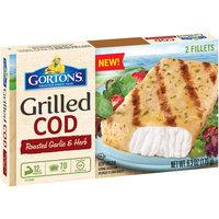 Gorton's® Grilled Roasted Garlic & Herb Cod 6.3 oz. Box