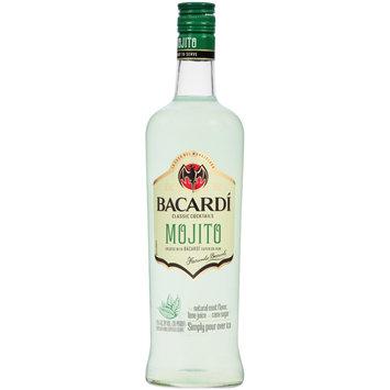 Bacardi Classic Cocktails Mojito 750mL