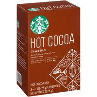 Starbucks® Classic Hot Cocoa Mix 8-1 oz. Envelopes