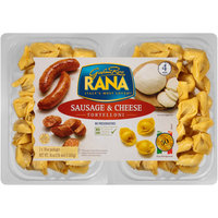 Rana Sausage & Cheese Tortelloni 2-18 oz. Packages